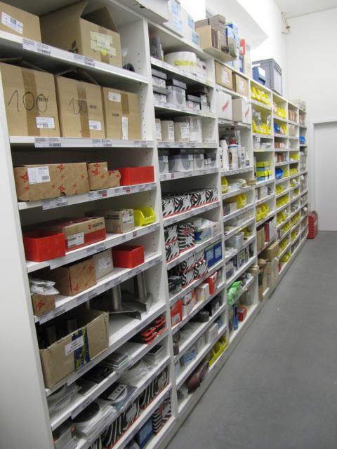 Materialprozess: übersichtlich und systematisch
